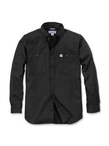 Carhartt 102538 Rugged Professional l/m Work Shirt - Black