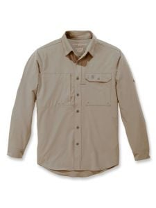 Carhartt 103011 Force Extremes Angler l/s Shirt - Desert