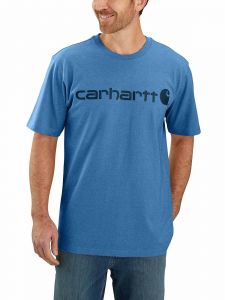 Carhartt 103361 T-Shirt Core Logo Korte Mouw