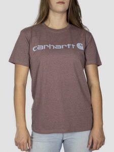 Carhartt 103592 T-shirt Logo Korte Mouw