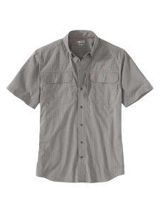 Carhartt 104258 Woven Shirt - Asphalt