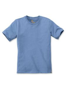 Carhartt 104264 Solid T-Shirt - French Blue