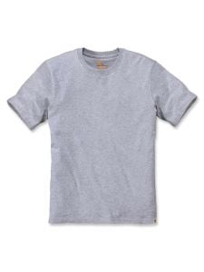 Carhartt 104264 Solid T-Shirt - Heather Grey