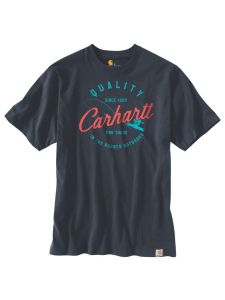 Carhartt 104265 Southern Graphic T-Shirt - Navy