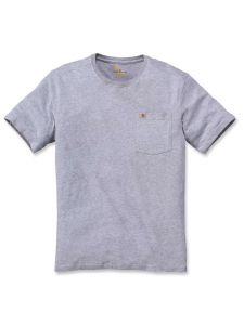Carhartt 104266 Southern Pocket T-Shirt - Heather Grey