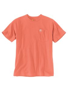Carhartt 104266 Southern Pocket T-Shirt - Red Clay