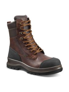 Carhartt F702905 Men's Detroit Rugged Flex® S3 Werkschoenen - Dark Brown
