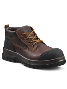 Carhartt F702913 Detroit rugged flex S3 Werkschoenen - Dark Brown