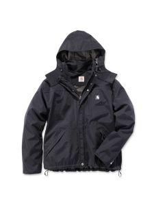 Carhartt J162 Shoreline Jacket - Black