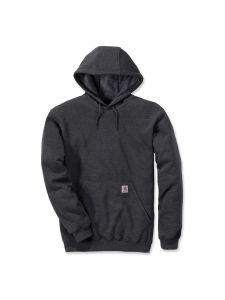 Carhartt K121 Midweight Hooded Sweatshirt - Carbon Heather