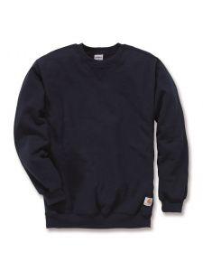 Carhartt K124 Midweight Crewneck Sweatshirt - Black