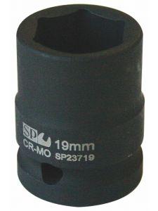 Dop 1/2' Dr Metric Impact 6Kant - SP Tools