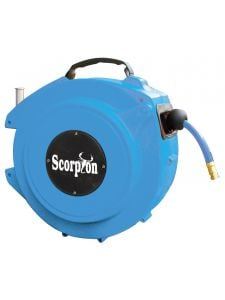 Scorpion Retractable Air Hose Reel RHR15 - SP Air