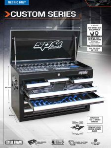 SP Tools SP00112 Custom Series Topbox 105dlg