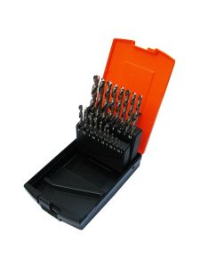 Metrisch Borenset 19dlg SP31390 - SP Tools