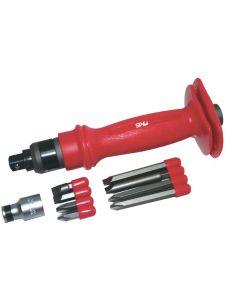 """SP Tools SP34035 Extra Zware Slagschroevendraaierset 9-delig 1/2"""""""