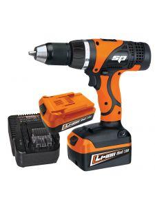 Accu Boor/Schroefmachine SP81231 18v High Torque - 45N-m - SP Tools