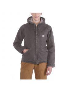 Carhartt WJ141 Sandstone Sierra Jacket - Taupe Grey
